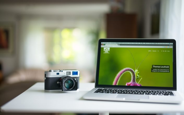 Fotografie und Gestaltung